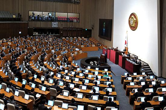 국회, 오늘 대정부 질문서 `쇠고기' 추궁 예정