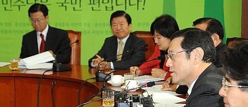 """민주, 종부세 면제 """"10년 이하는 장기 해당 안돼"""""""