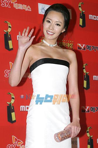 김아중엄친딸, 영화계 스타에 공부도 잘하는 모범생