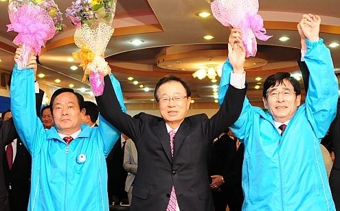 한나라당, 전주서 `재보선 행보' 본격 시동