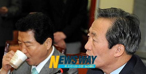 """정몽준 """"남유럽發 금융위기, 방심할 수 없다"""""""