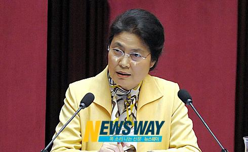 최영희, `과징금 50배' 리베이트 근절법 발의