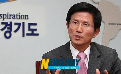 """김문수 """"경기도지사 경선시 후진 위해 물러설 것"""""""