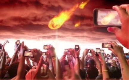 지구 멸망 2초전 사진, 스마트한 멸망