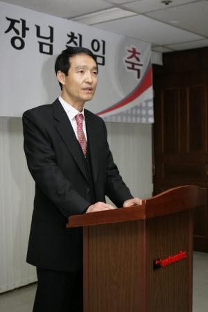 KT네트웍스, 김성만 신임 대표이사 취임