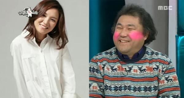 """고창석 아내 미모 화제 """"여배우 이정은 '자신감'으로 사로잡아"""""""
