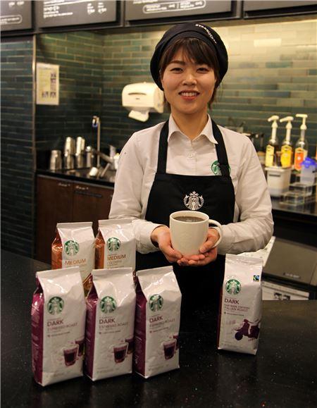 지난해 스타벅스 판매 1위는… '카페 아메리카노'