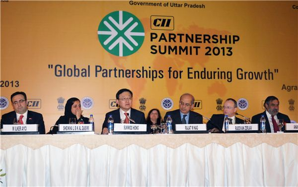 韓-인도, 동반성장과 융합 통한 발전전략 강화