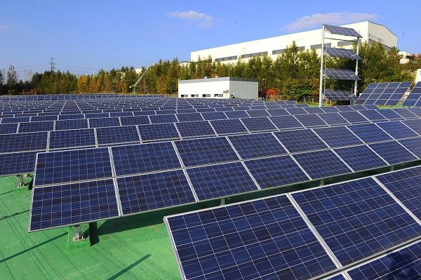 현대重, 국내 전 사업장 태양광 설비 '그린 팩토리' 구현