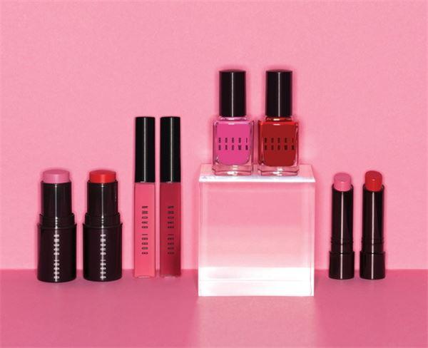 바비 브라운, 핑크&레드 메이크업 컬렉션 출시