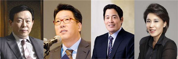'국회 불참' 신동빈 회장 등 유통 오너 4인, 정식 재판 회부