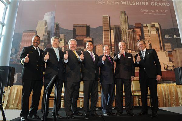 대한항공, 美 LA 73층 대형호텔 재건축 프로젝트 공개