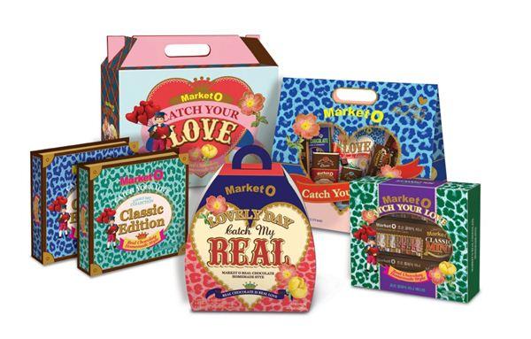 오리온, '마켓오 리얼 초콜릿' 스페셜 패키지 출시