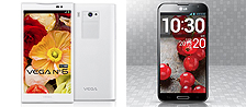 삼성·LG·팬택, 풀HD 스마트폰 '삼국지' 시작됐다