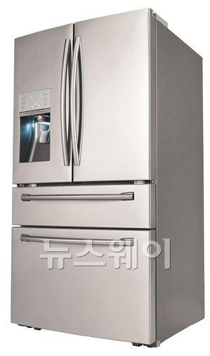 삼성전자, 美서 탄산수 제조기능 탑재 냉장고 출시