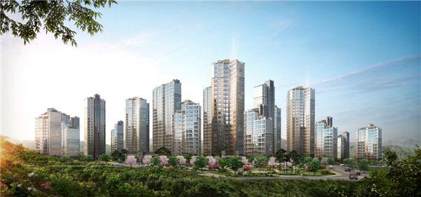 현대건설, '남양주 지금 힐스테이트' 258세대 일반 분양