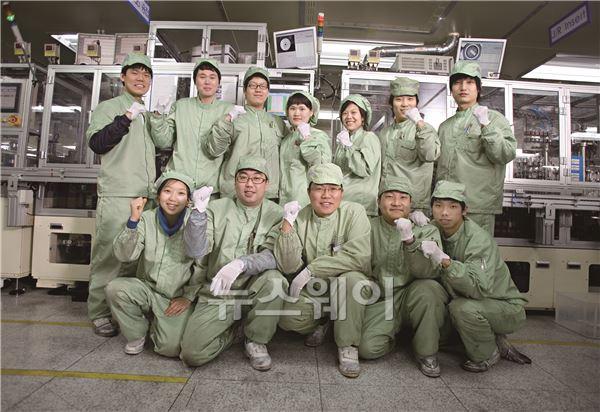 삼성SDI, 리튬이온 2차전지 시장 3년째 글로벌 1위