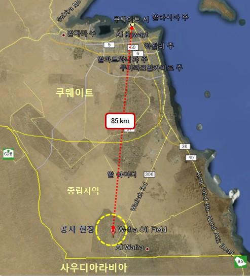 SK건설, 쿠웨이트·사우디 '원유집하시설' 공사 수주