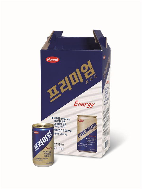 한미약품 '프리미엄레시피', 항산화 돕는 물질이 듬뿍/대사량 왕성 봄음료 제격