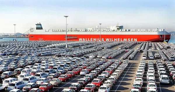 국산 車부품 수출액 작년 246억달러 20년만에 50배↑