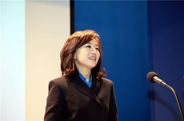 씨티은행, 조윤선 여성가족부장관 초청 강연