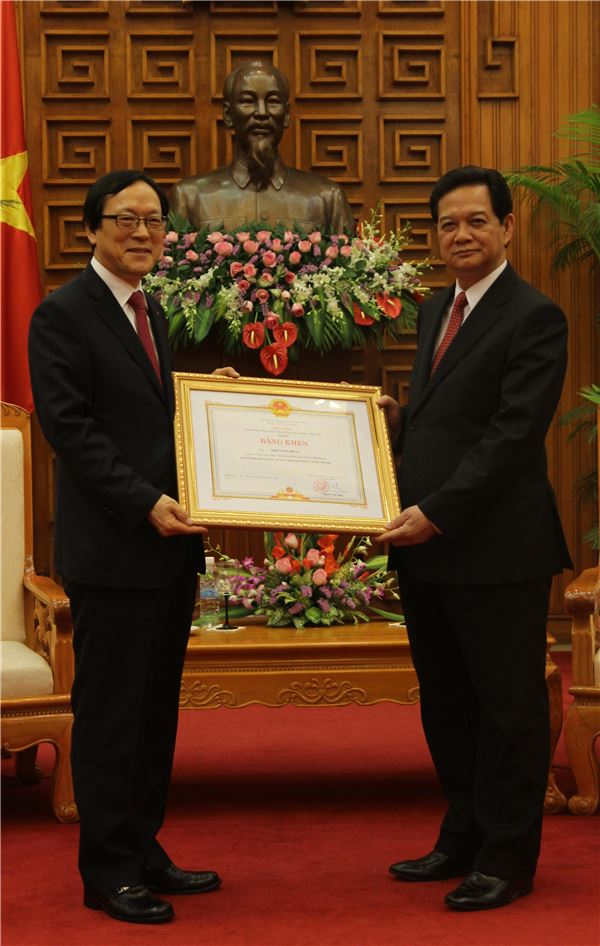 수은, 베트남 고속道 사업에 2억달러 EDCF 지원