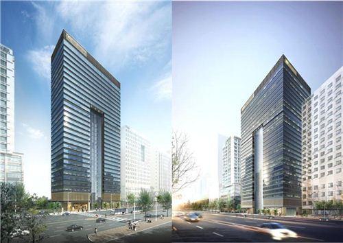 마포 가든호텔, 29층 대규모 관광호텔로 변모