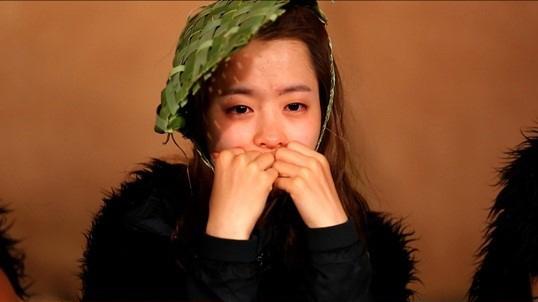 박보영 눈물, '정글의 법칙'서 눈물 쏟아