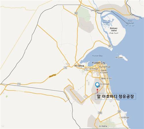대림산업, 쿠웨이트서 5700억대 공사 수주