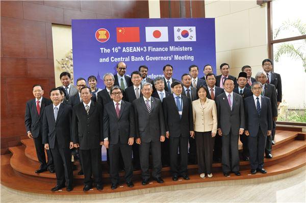 한·중·일 중심 '아시아판 IMF'만든다.
