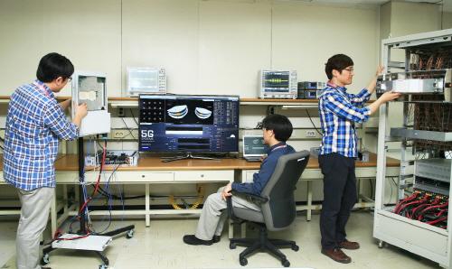 삼성전자, 5G 이통 핵심기술 세계 첫 개발
