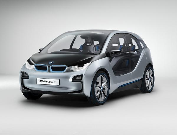 """BMW """"도시형 프리미엄 전기차 기대하세요"""""""