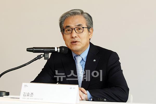 김효준 BMW코리아 대표, 본사 수석부사장 승진