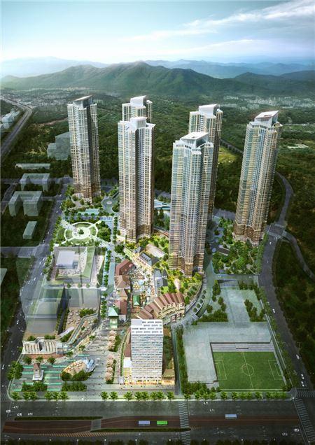 요진건설산업, 내달 복합단지 '일산 요진 와이시티' 분양