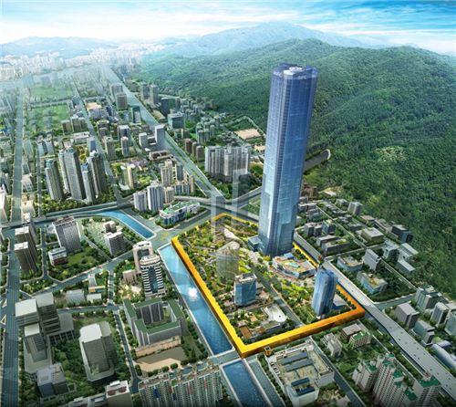 부산국제금융센터 첫 상업시설 BIFC몰 분양