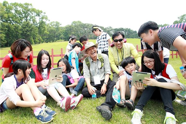 KT, 호국보훈의 달 맞아 다문화가정 대상 역사 교육 진행