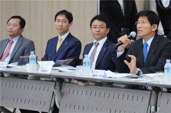 IBK투자證, 기업은행과 공동 '1조클럽'간담회 개최
