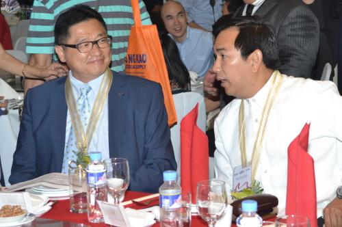 필리핀으로 날아간 구자균 LS산전 부회장