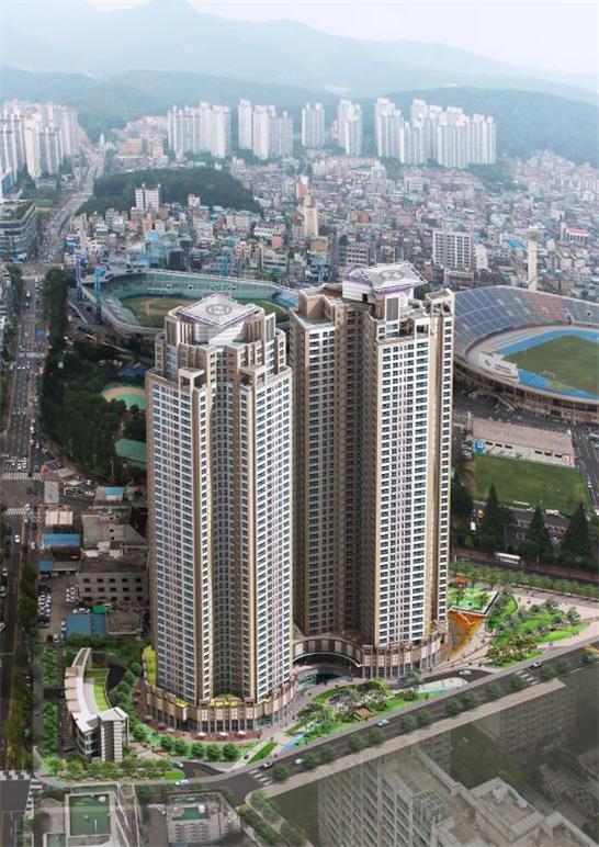 경남기업, 1783억원대 수원 주상복합아파트 수주