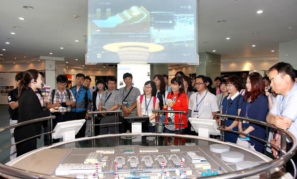 두산연강재단, 교사해외경제시찰 진행