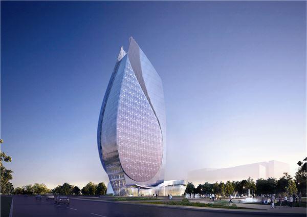 한라건설, 아제르바이잔서 1억2600만 달러 건축공사 수주
