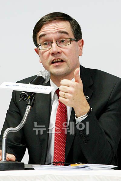 """르노삼성 사장 """"하반기 QM3·전기차 SM3 Z.E 기대"""""""
