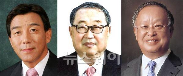 총수 대신하는 '김창근-김연배-손경식' 3人3色