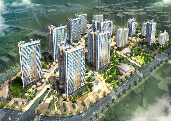 SK건설, 3726억원 '과천주공2단지' 재건축 수주