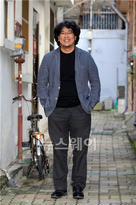 영화 '설국열차'의 봉준호 감독