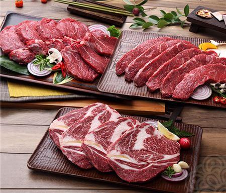 '캠핑 열풍'에 육류소비 급증…소고기 판매량 '쑥쑥'