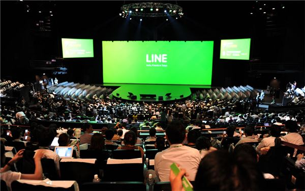 글로벌 모바일 메신저 '라인', 신규 서비스 대거 출시