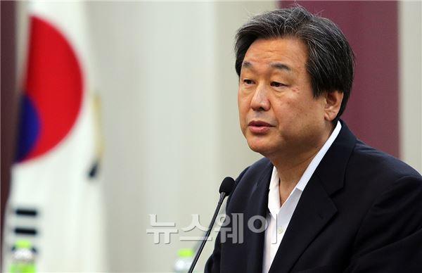 """김무성, """"제대로 된 국가 공권력 확립이 필요"""""""