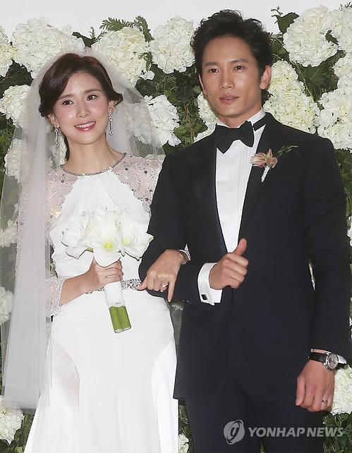 지성·이보영 커플 결혼…결혼 준비는 모두 지성이