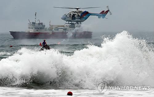24호 태풍 '다나스' 북상…9일께 국내 영향